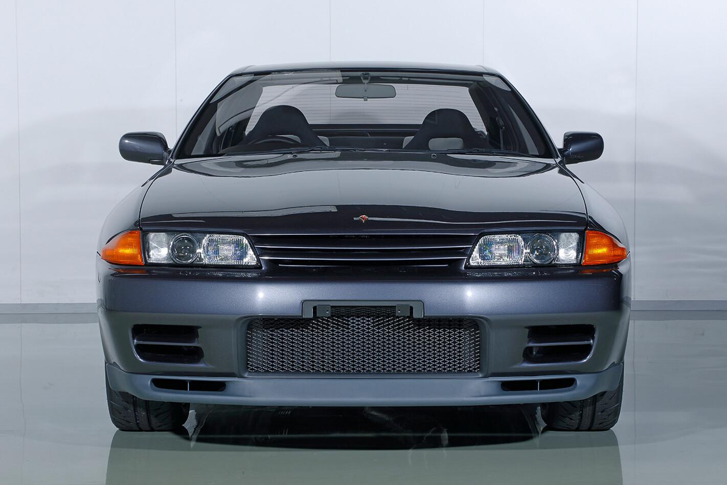 Nissan Skyline GTR R 32 NISMO Restored Car 04 A Jpg