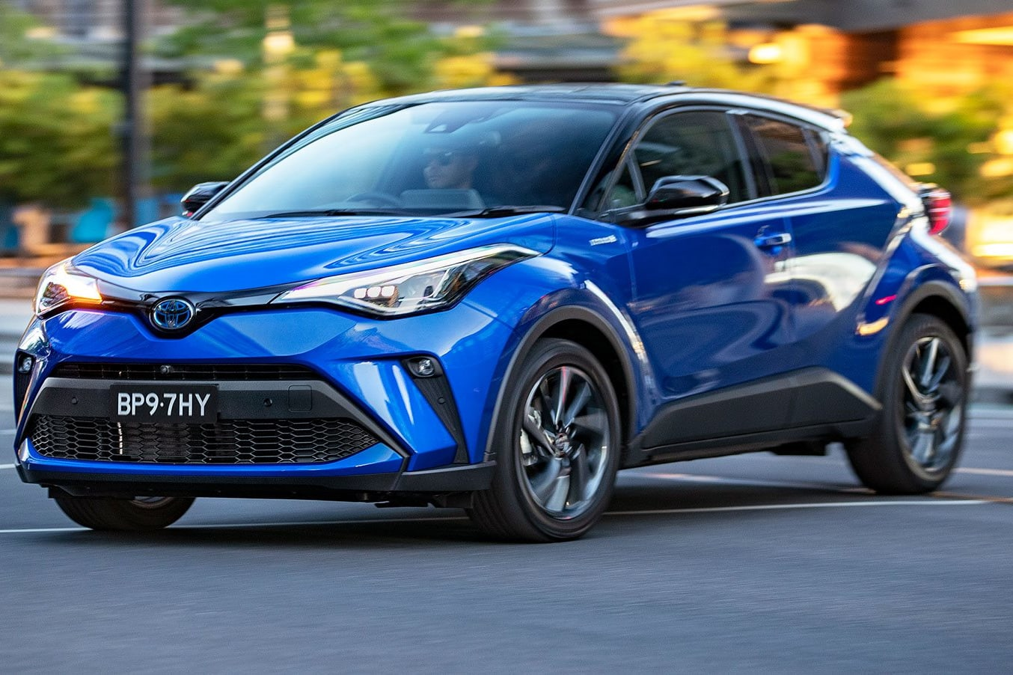 2020 Toyota C-HR Koba Hybrid review
