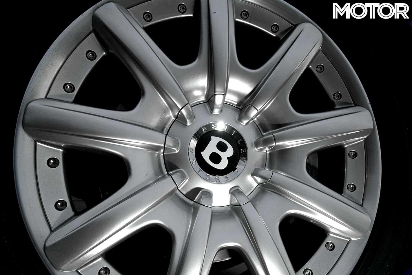 2004 Bentley Continental GT Engine Jpg