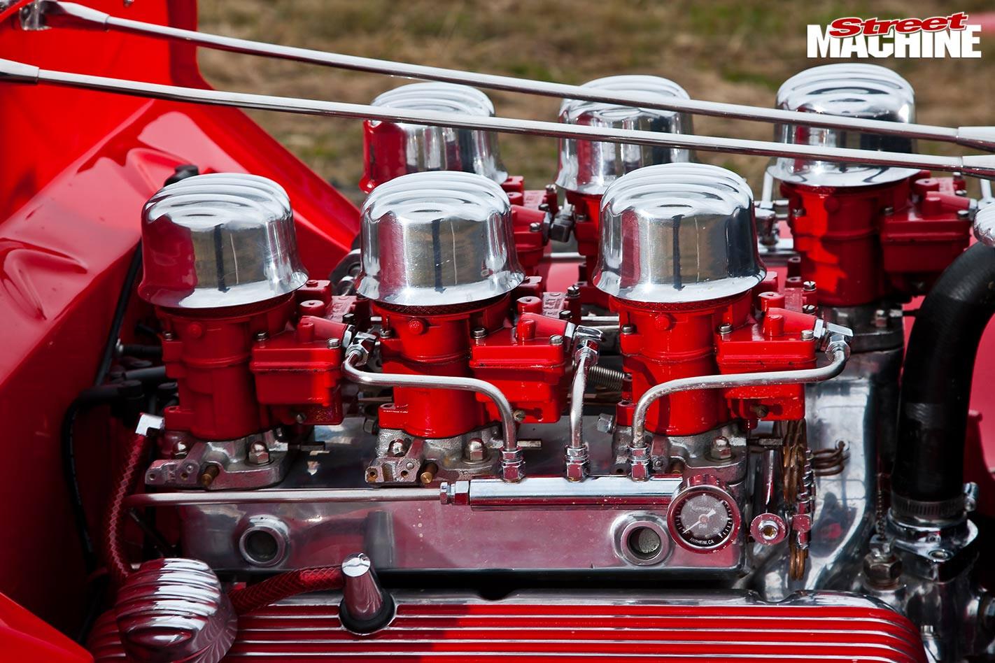 Ford Tudor engine