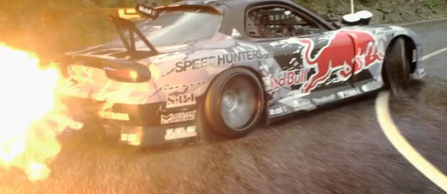 drift car, Red Bull, video, Mad Mike, rotor, video, Limited Edition, Wheels magazine, new, interior, price, pictures, video