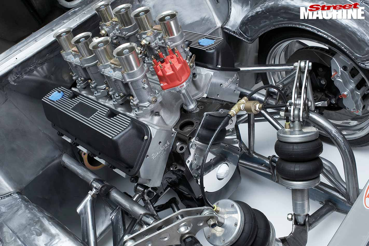 Ford XC engine build
