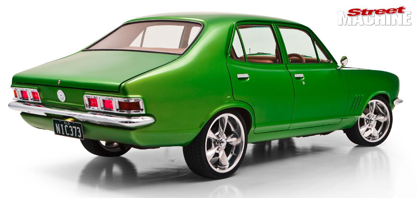 Holden LJ Torana rear