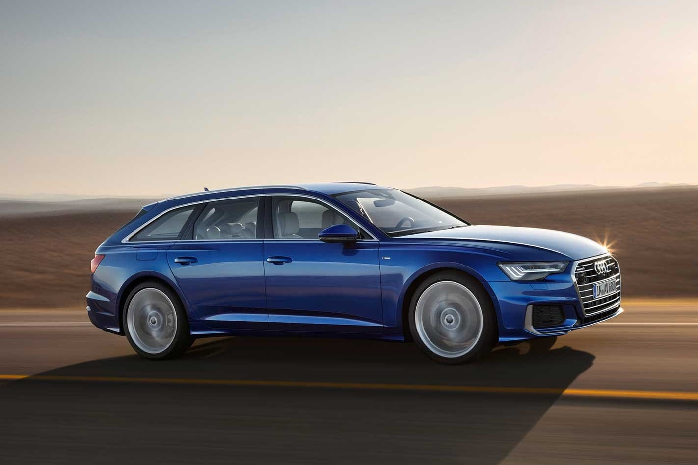 2018 Audi A6 Avant revealed