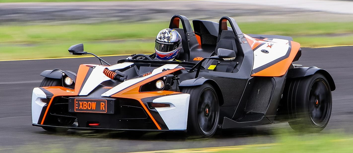 2017 KTM X-Bow launched in Australia