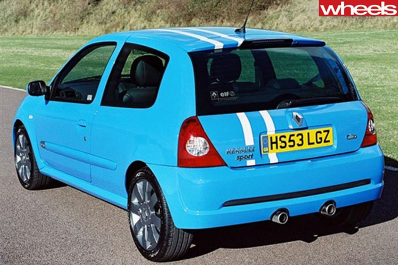 Renault Clio 182 Cup