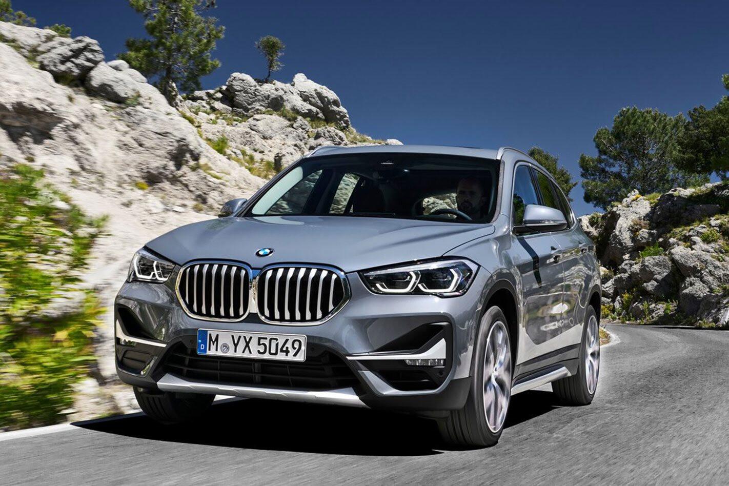 2019 BMW X1 SUV PHEV