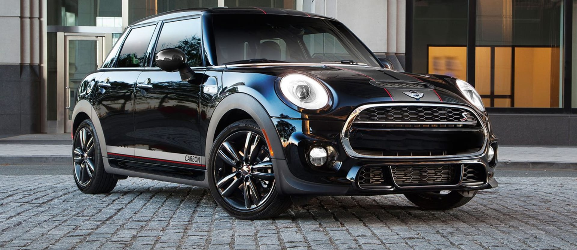 Mini JCW Carbon Front Side Jpg