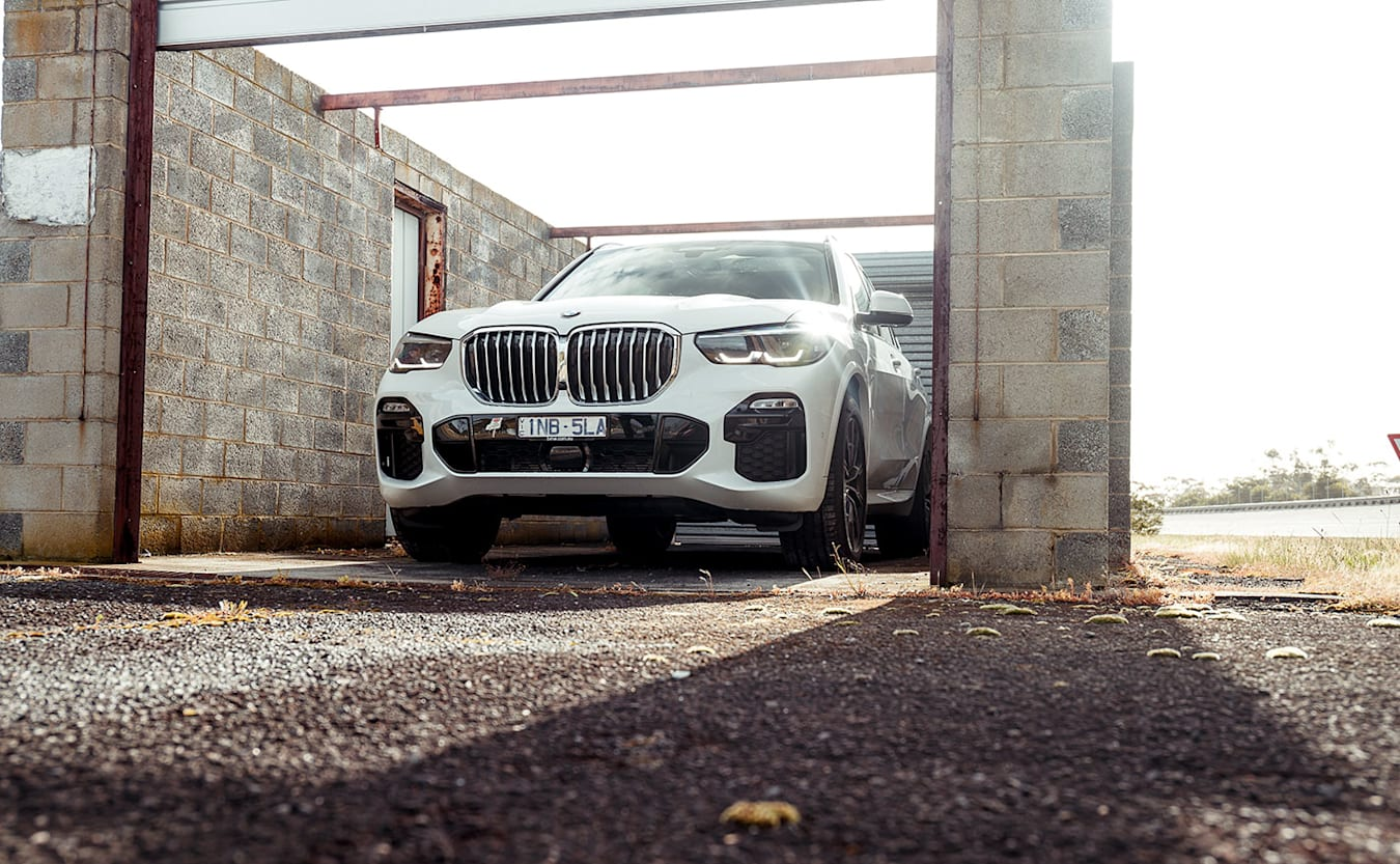 BMW X5 - 2020 COTY Contender