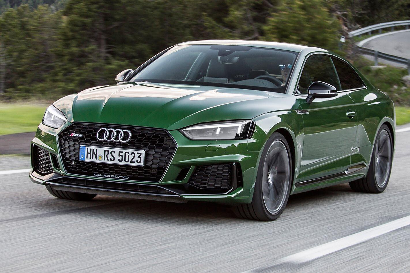 2017 Audi RS5 drive