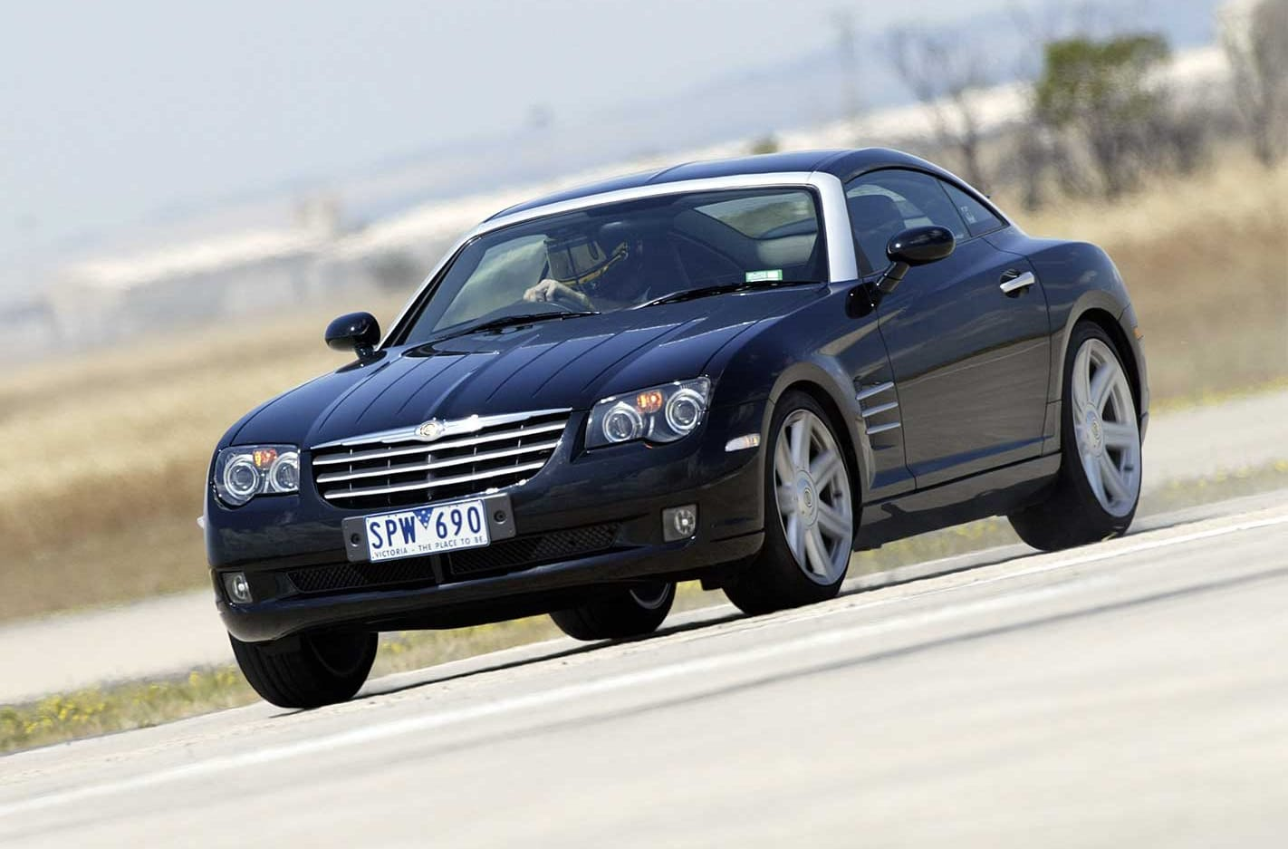 2004 Chrysler Crossfire review classic MOTOR