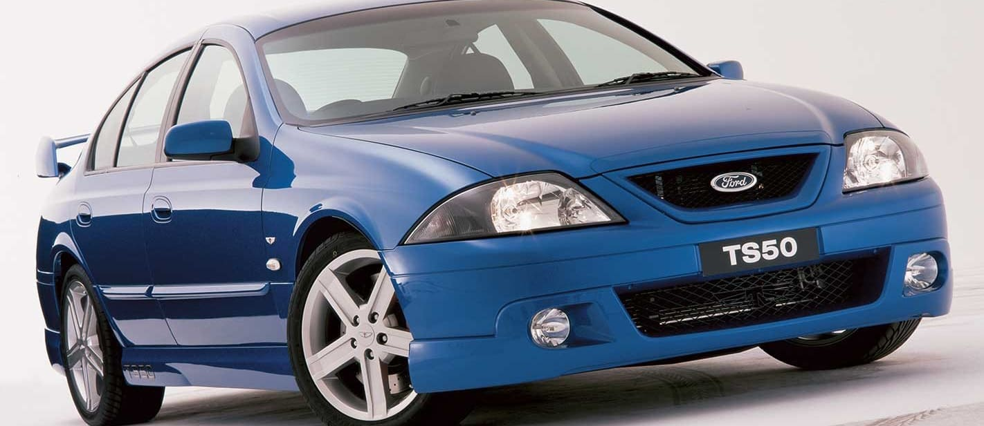Ford AU Falcon TS50 used car buyers guide