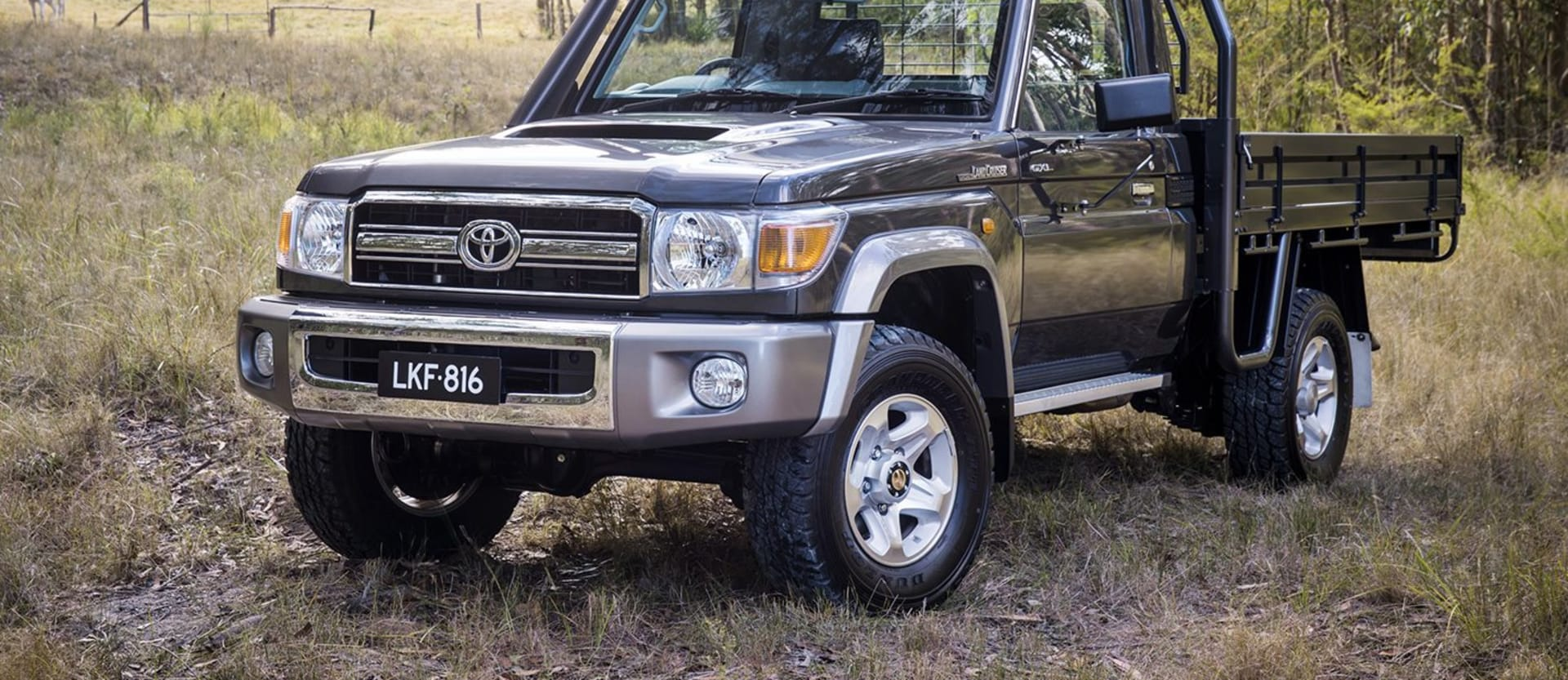 Toyota LandCruiser 70 Series receives updates ahead of Q4 launch