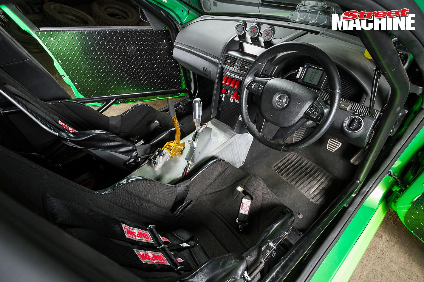 Holden VE Ute Blown LS Interior 3