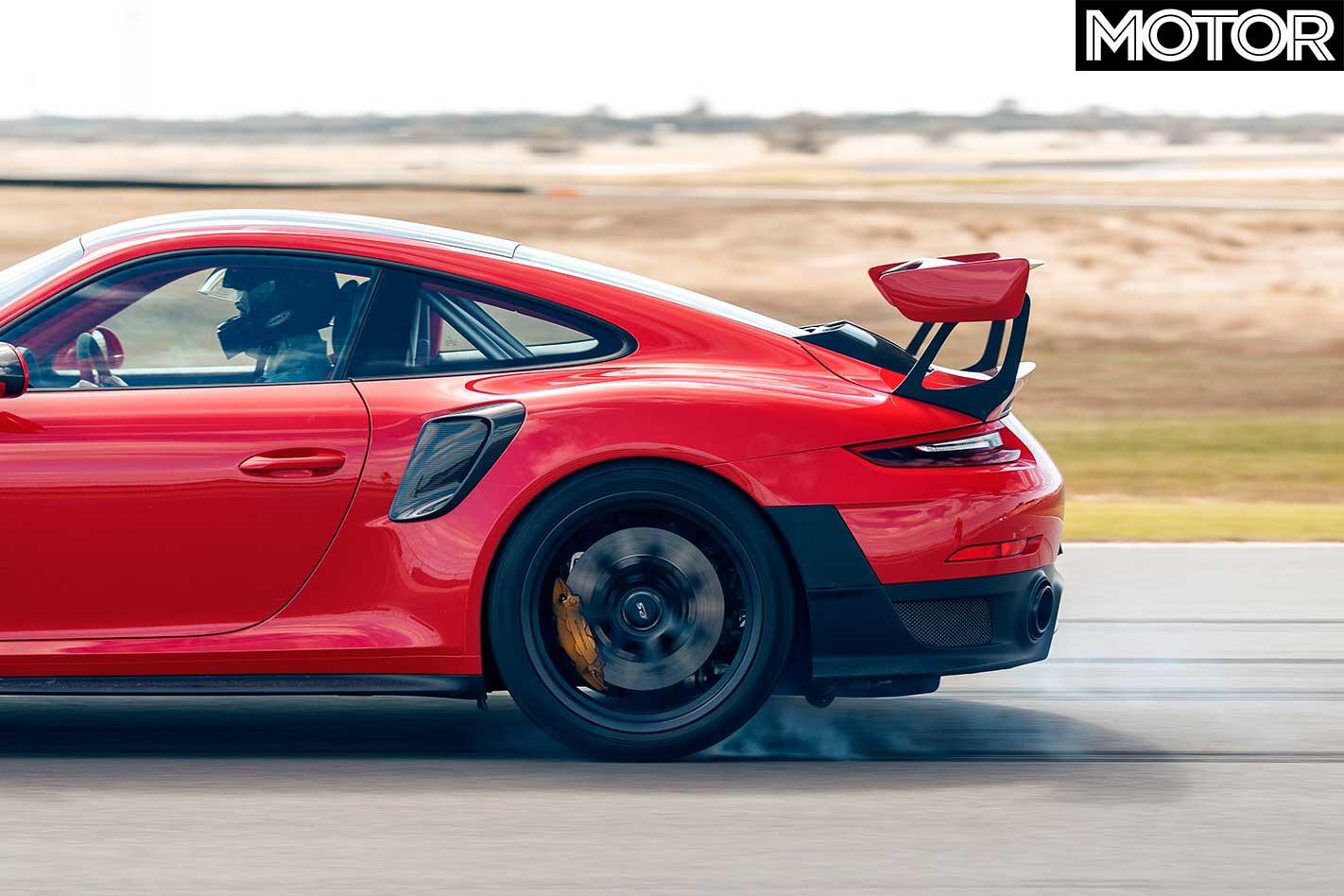 2019 Porsche 911 GT 2 RS Acceleration Test Jpg