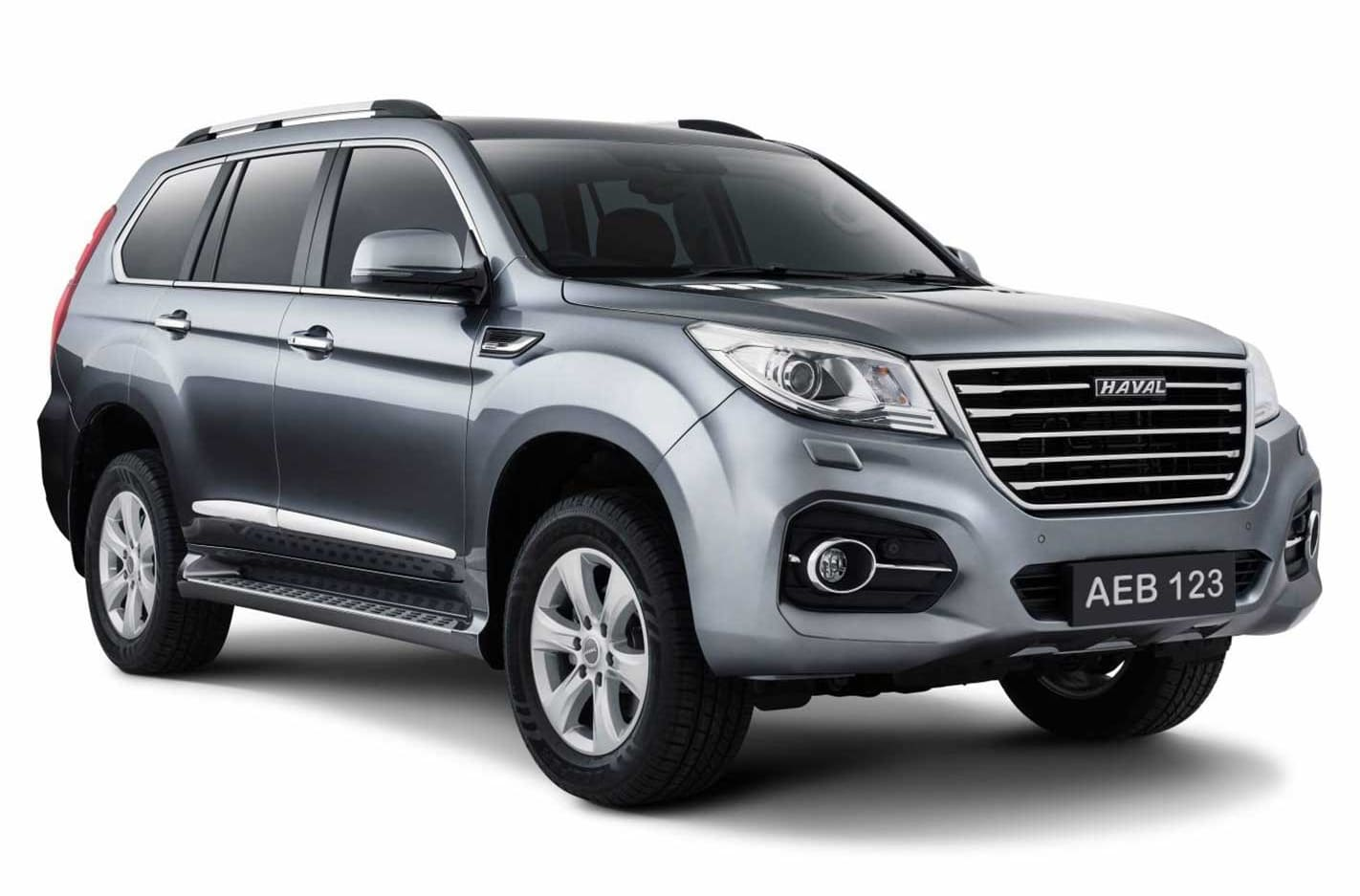 2019 Haval H9 new safety tech