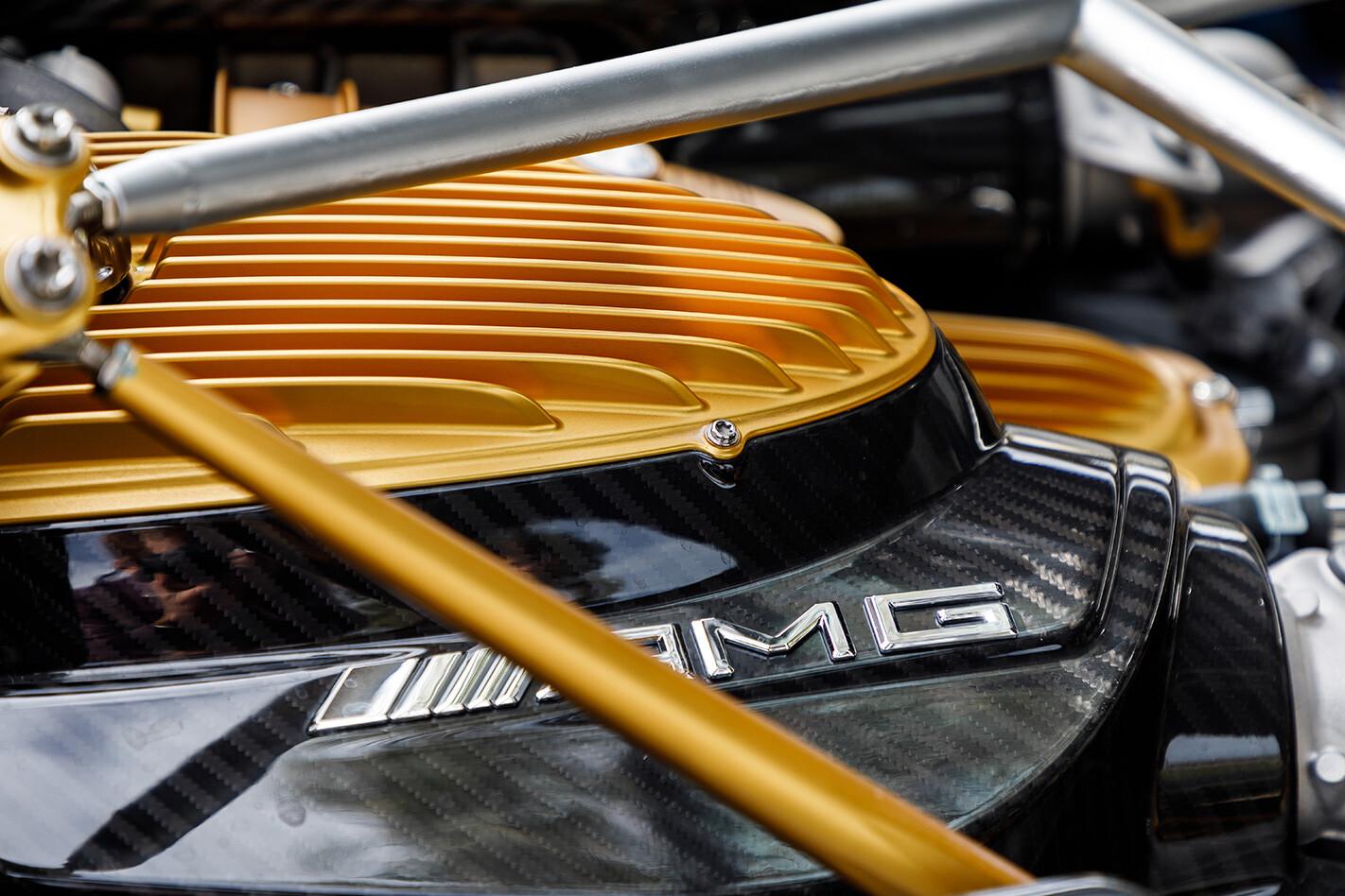 Pagani Raduno Engine Jpg