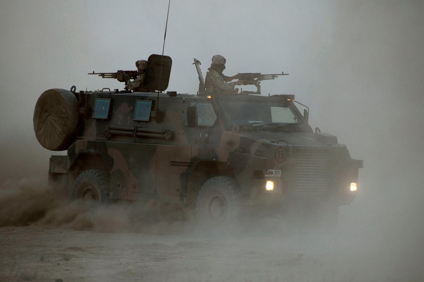 Thales Bushmaster PMV