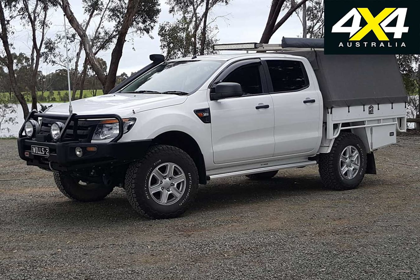 Readers 4 X 4 S Geared Up Rigs Ford Ranger Jpg