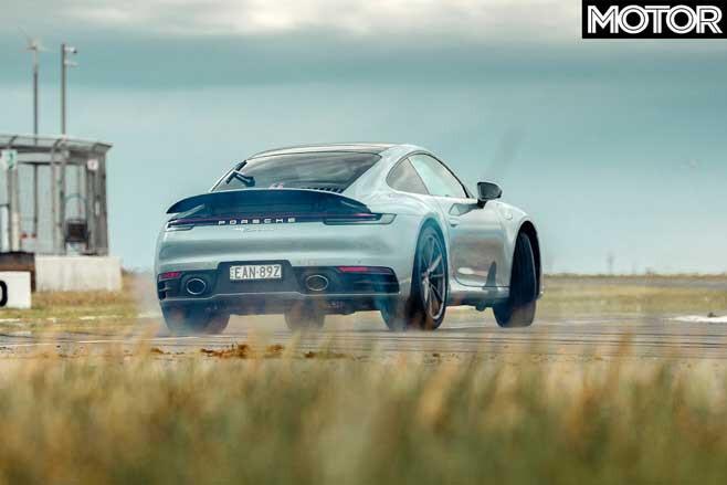 Performance Car Of The Year 2020 Porsche 992 911 Carrera S Drive Jpg