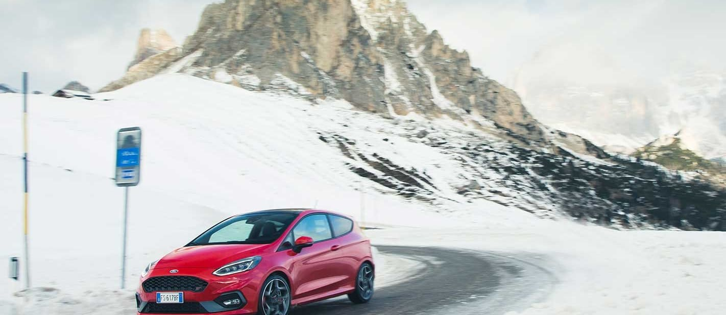 2019 Ford Fiesta ST Alps feature
