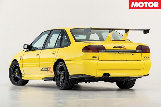 Holden -GTS-R-rear