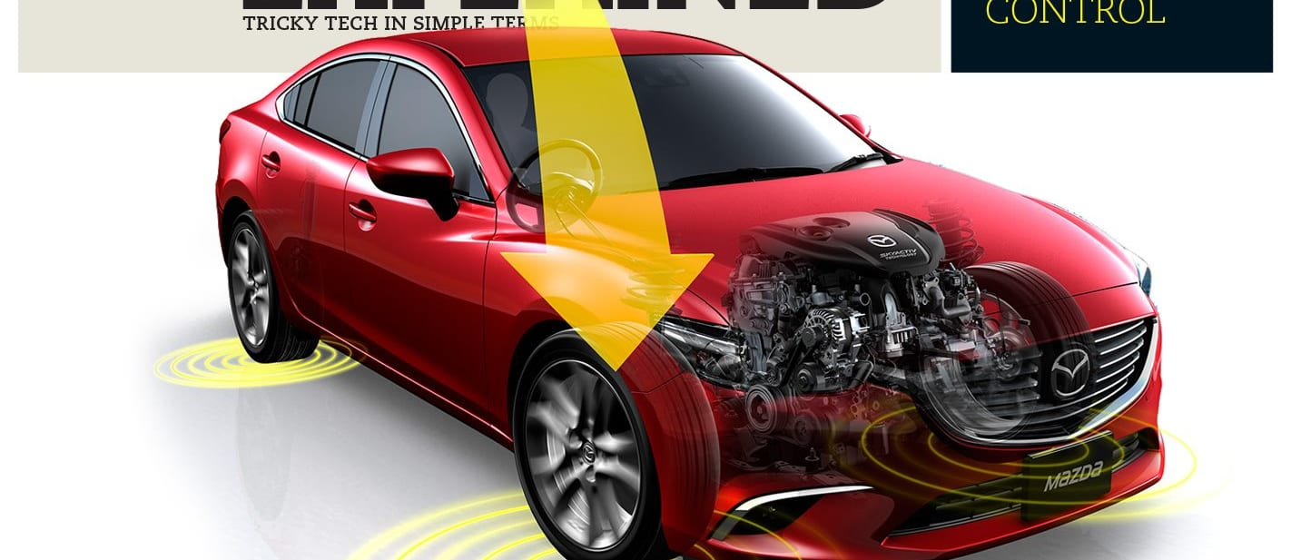 Explained: Mazda G-Vectoring Control