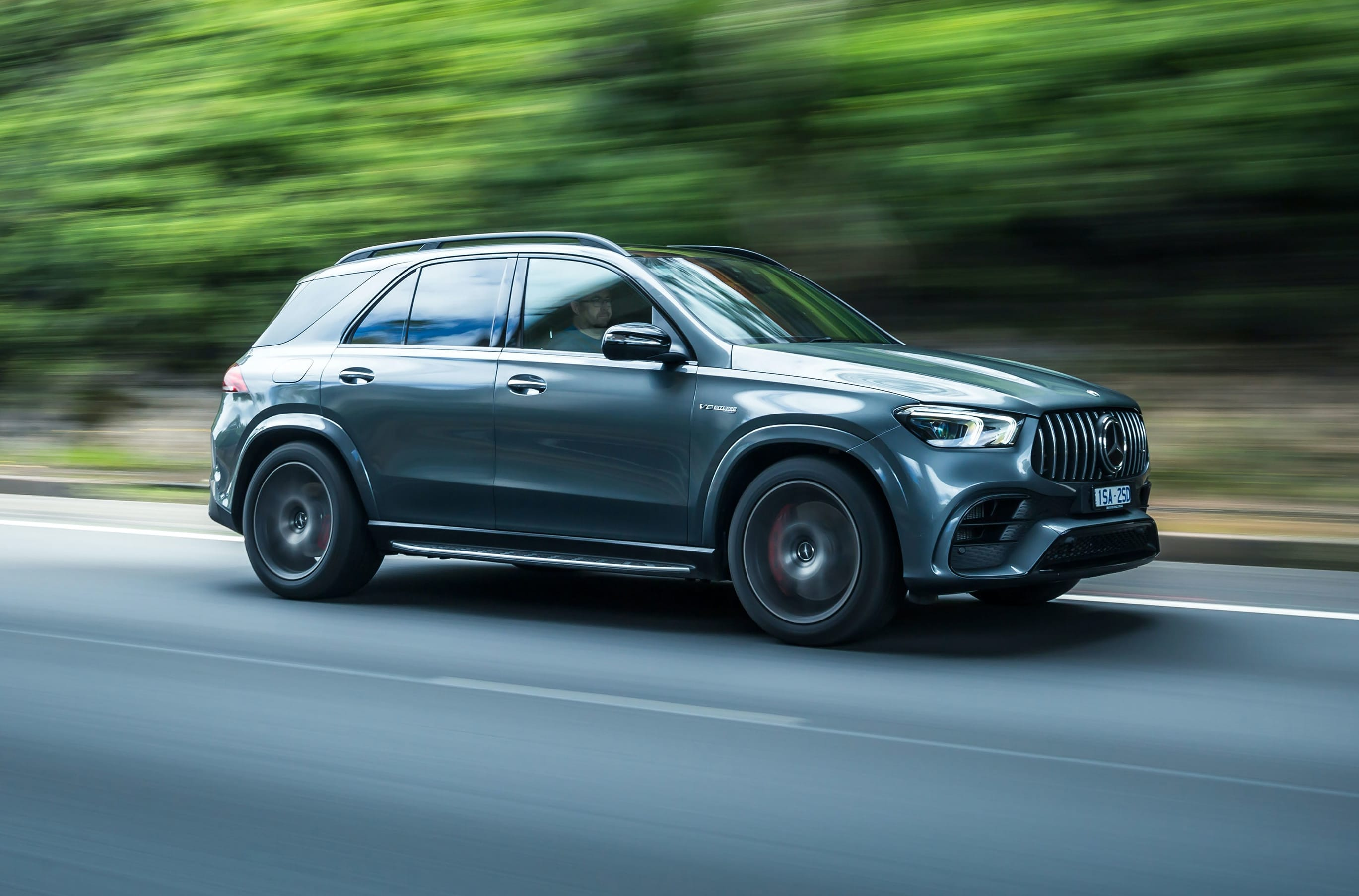 2021 Mercedes-AMG GLE63 S review