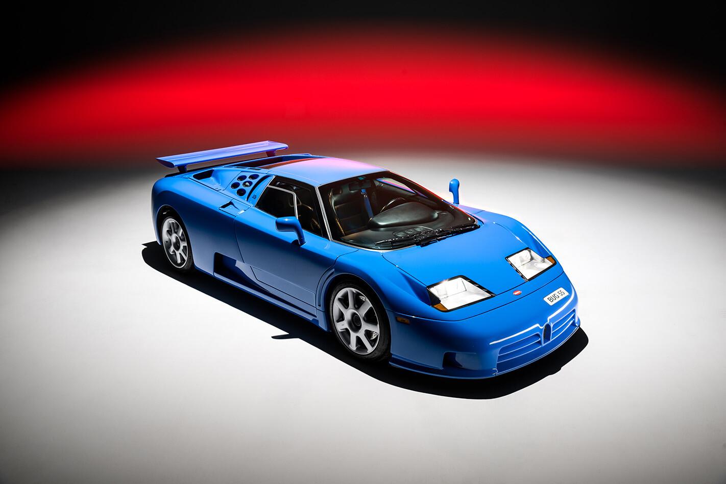 18 Bugatti EB 110 Web Jpg