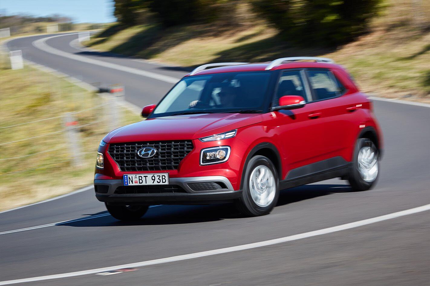 Hyundai Venue Active