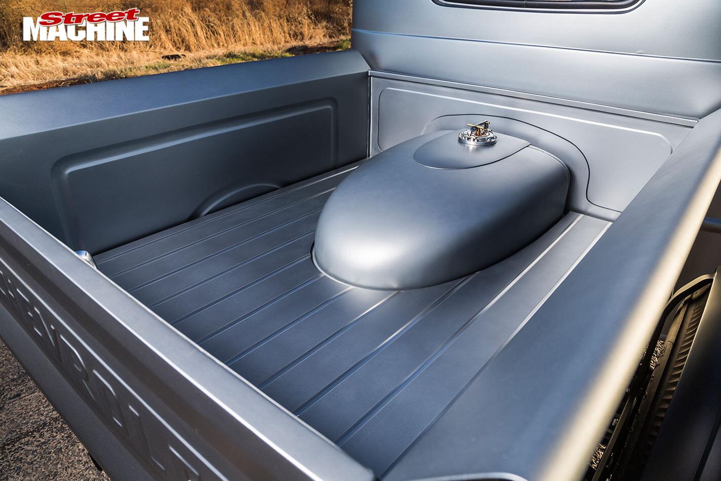 Chev pick-up tray