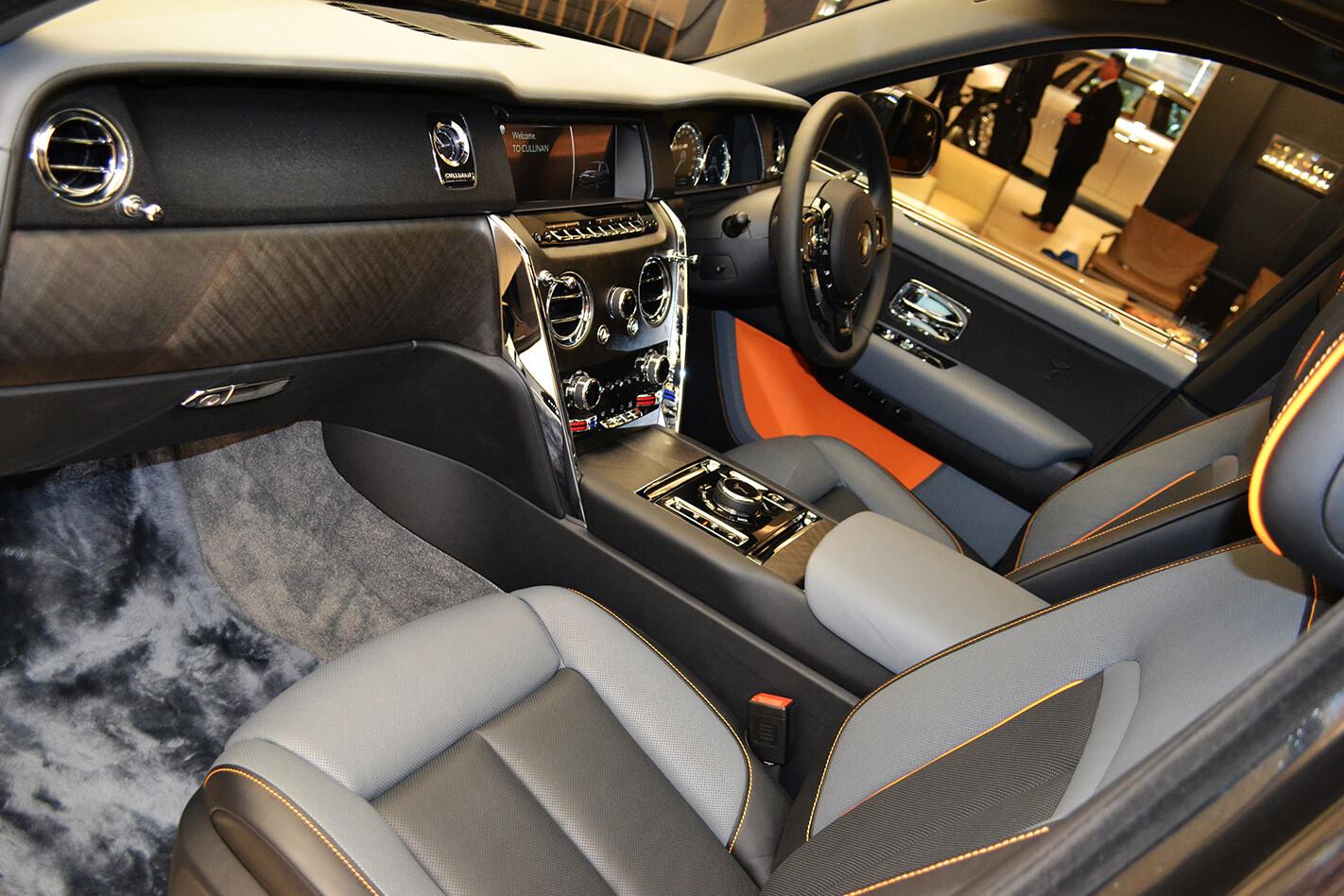Rolls Royce Cullinan Interior Jpg
