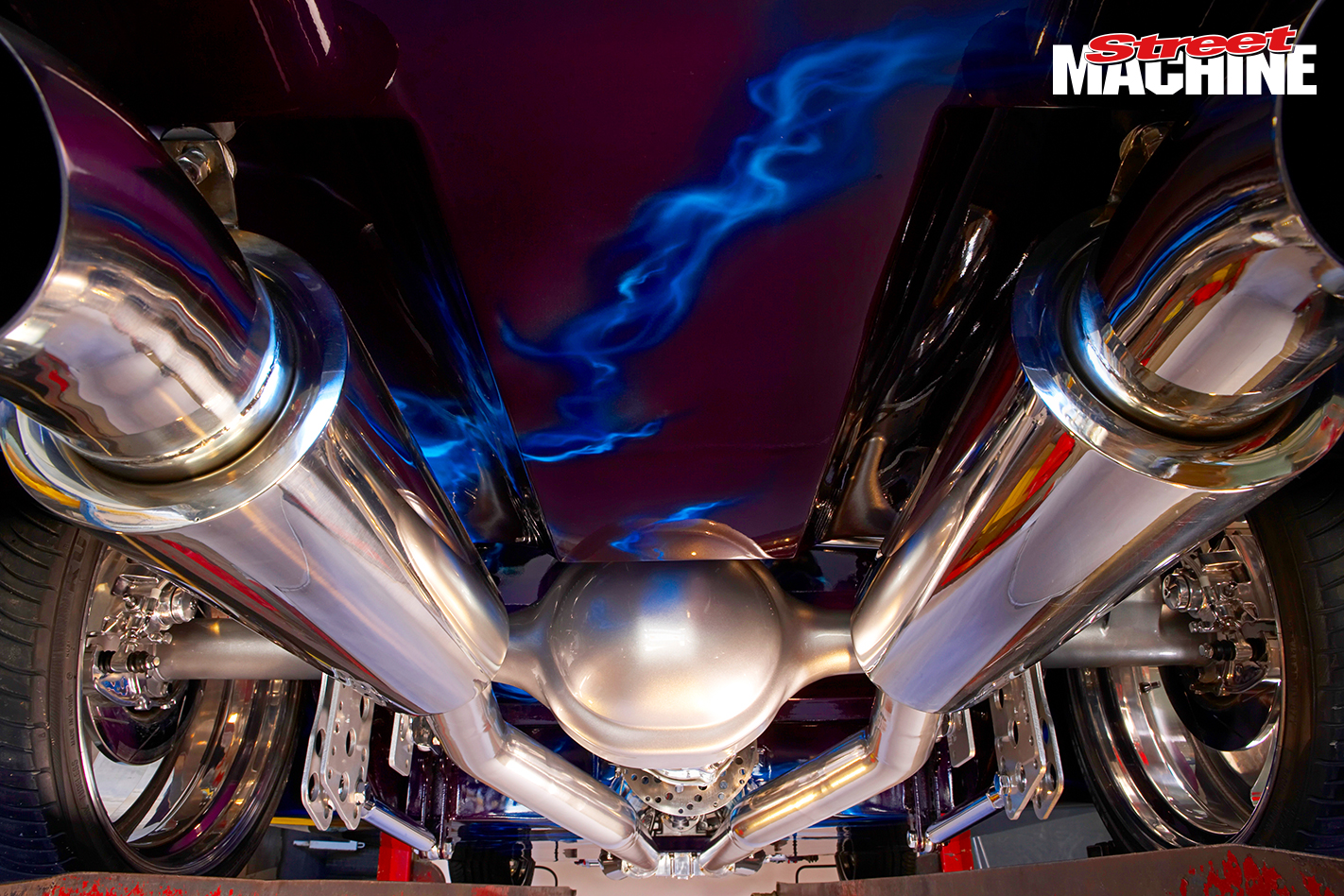 Ford XY Falcon GT Blown 12 Nw