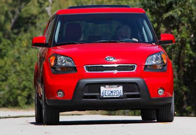 First Drive: Kia Soul