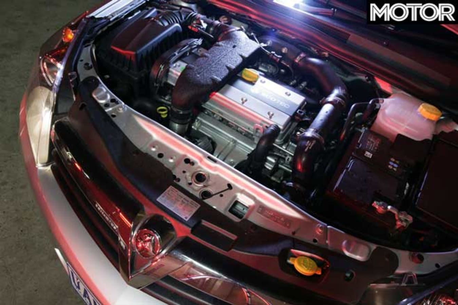 2006 Holden Astra S Ri Engine Jpg