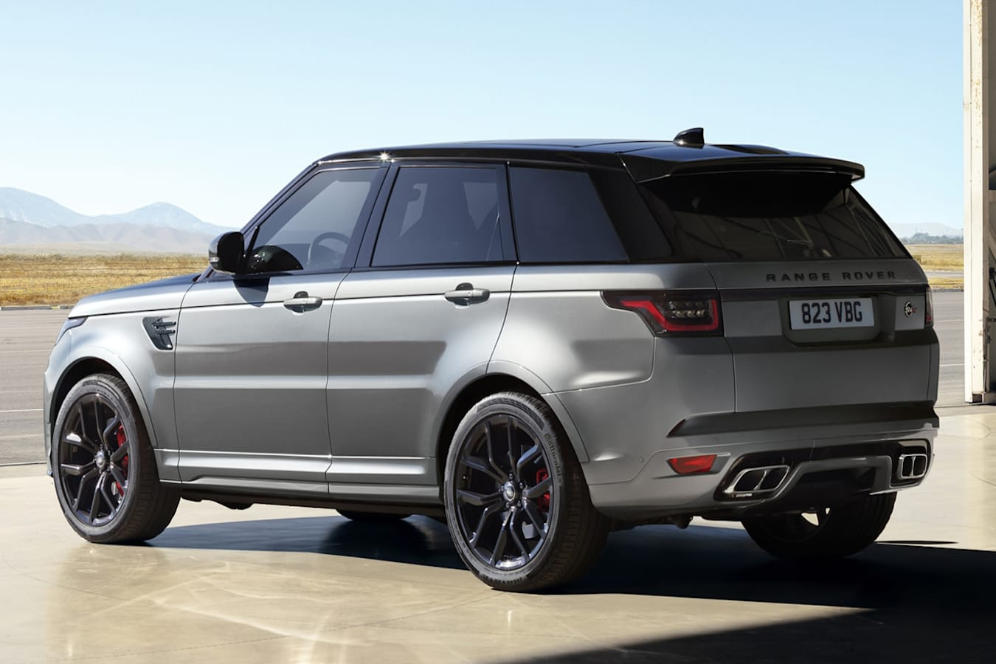 2020 Range Rover Sport SVR Carbon Edition