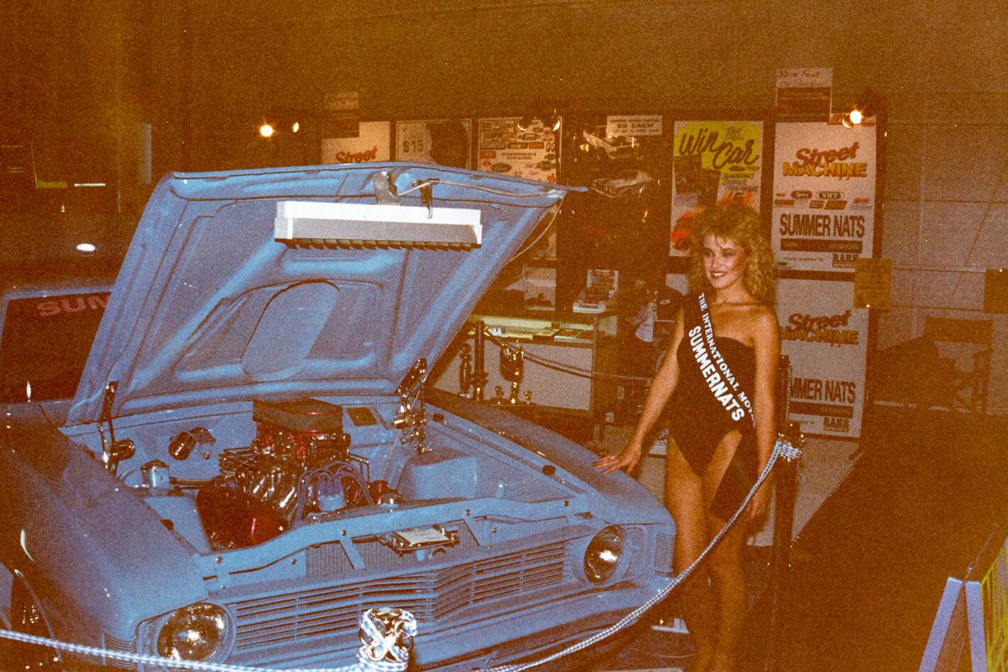 1990 Sydney International Motor Show