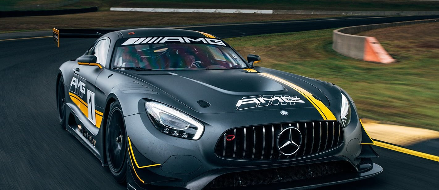 Mercedes-AMG GT3 review