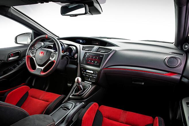 2015Honda Civic Type R3
