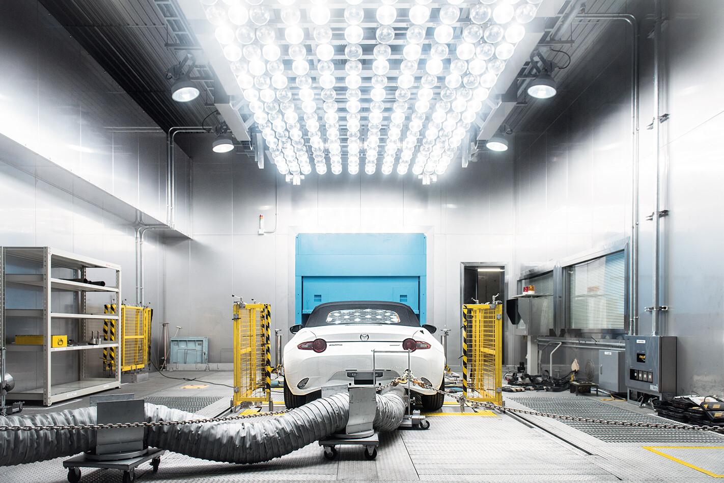 Mazda Chamber Testing Jpg