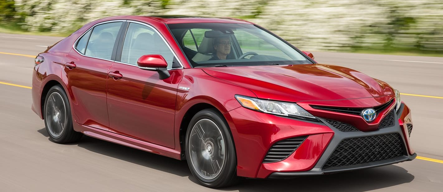 Toyota to boost efficiency without turbo tech, 2018 Camry to pave the way forward