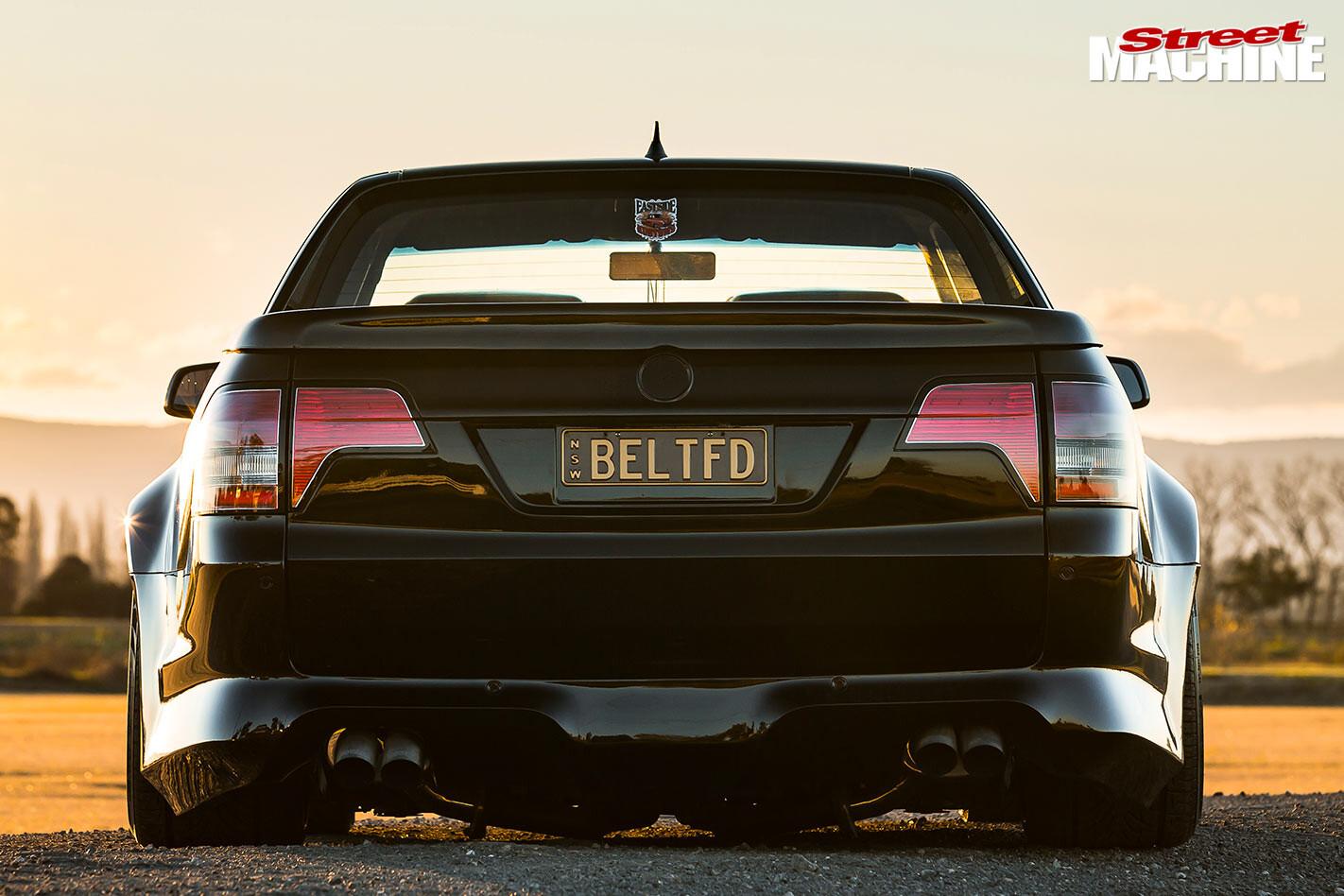 Holden VE ute rear