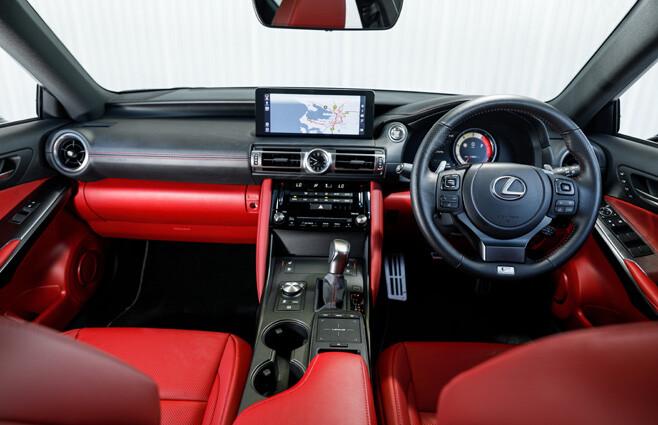Lexus IS300 F Sport