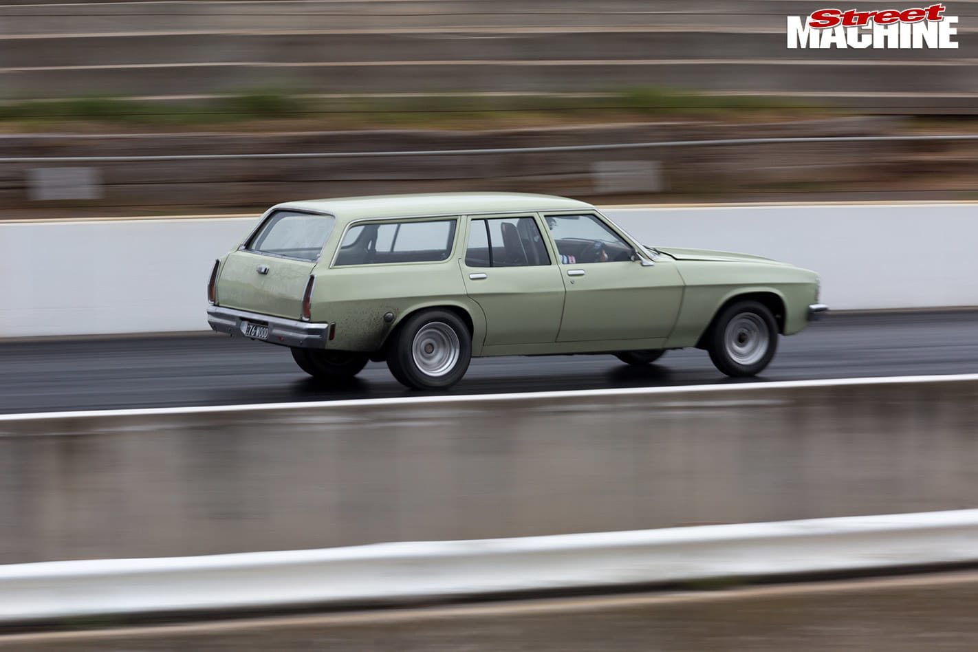 Holden HX Wagon