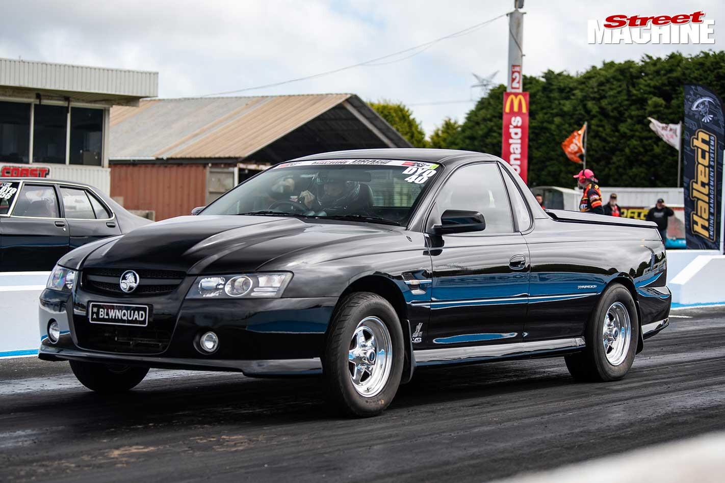 Holden VZ ute
