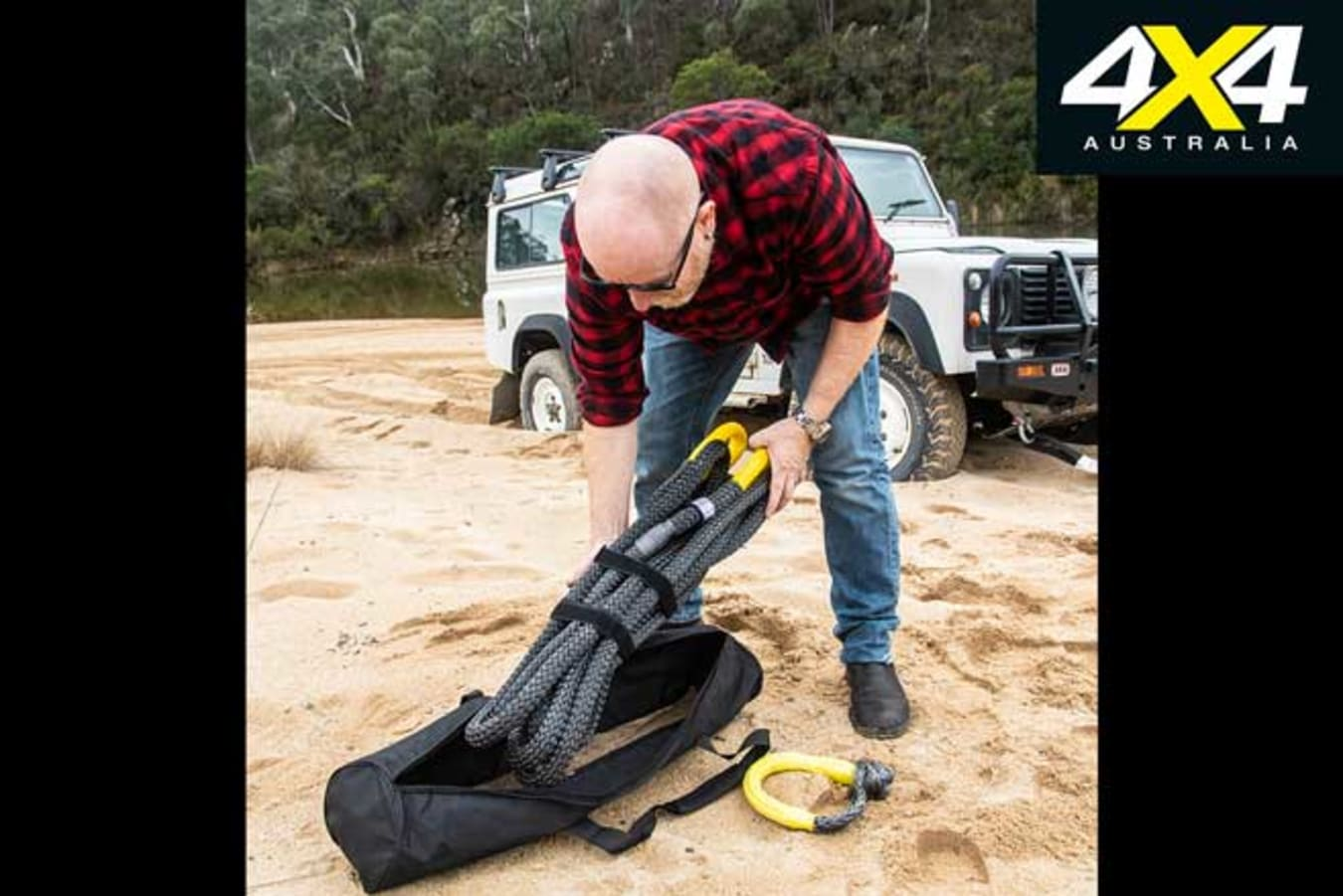 4 X 4 Kinetic Recovery Ropes Benefits How Do Kinetic Recovery Ropes Sherpa 4 X 4 Pack Jpg
