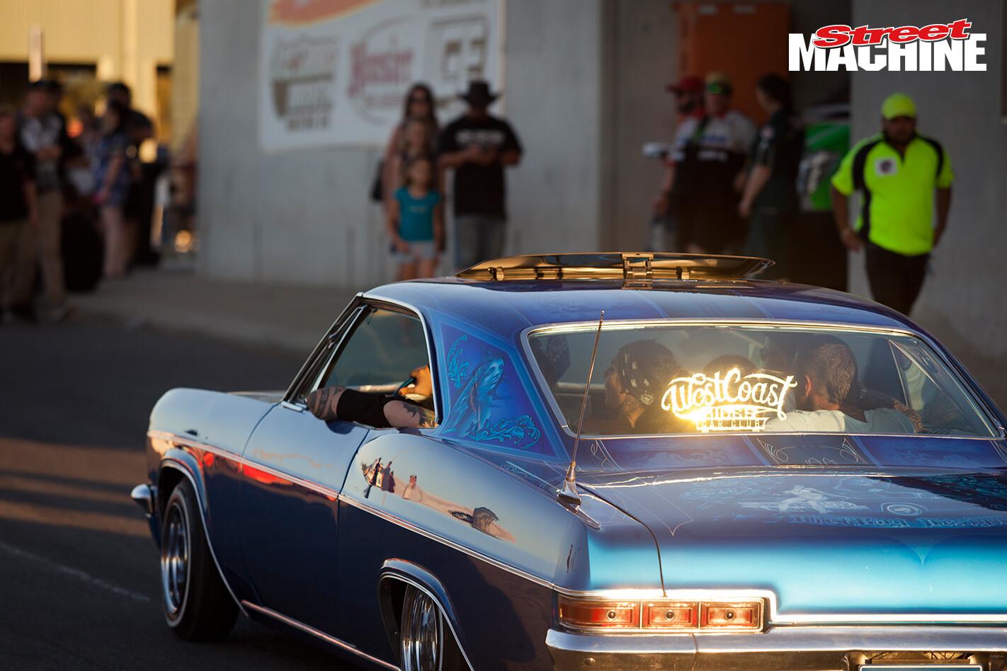 Chevy Impala Low Rider 480