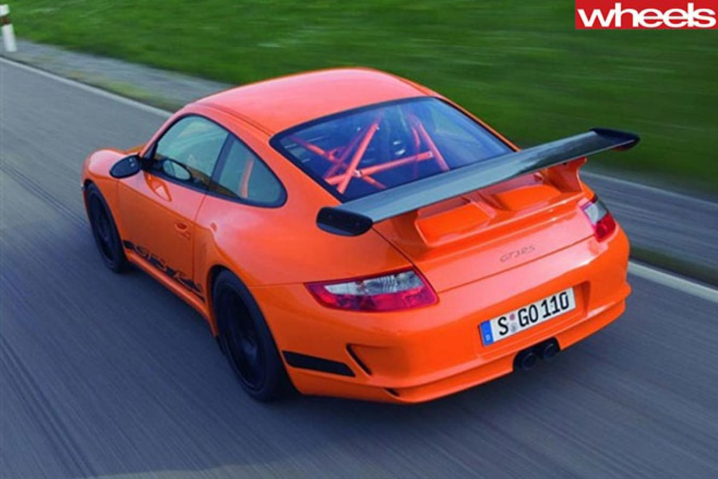 Porsche 911 (997) GT3 RS Phase 1