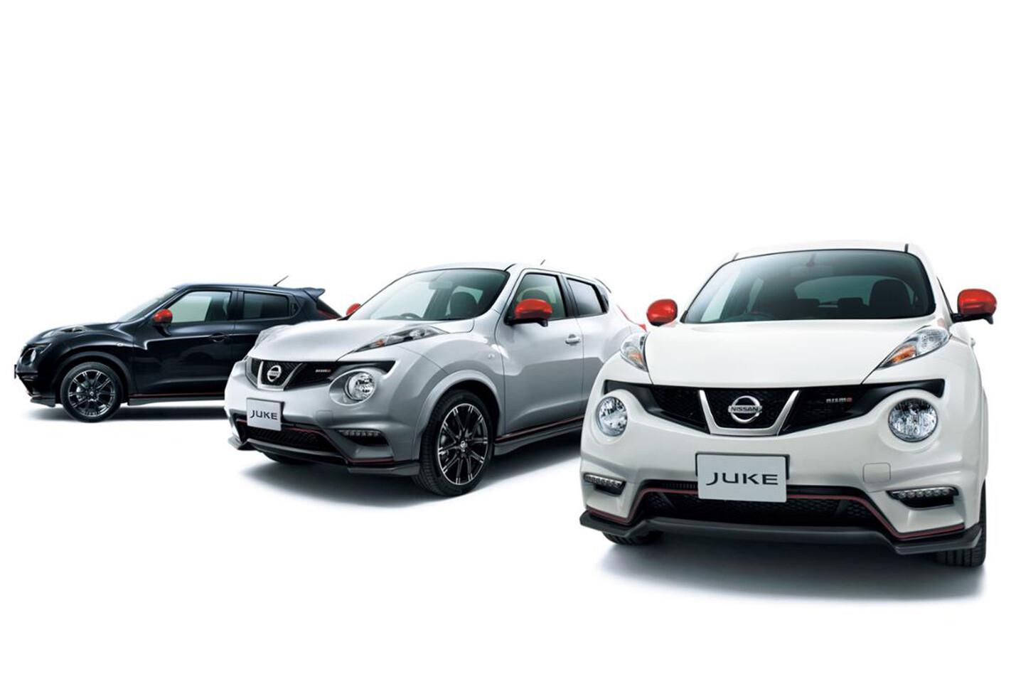 Nissan Juke Nismo Group Jpg