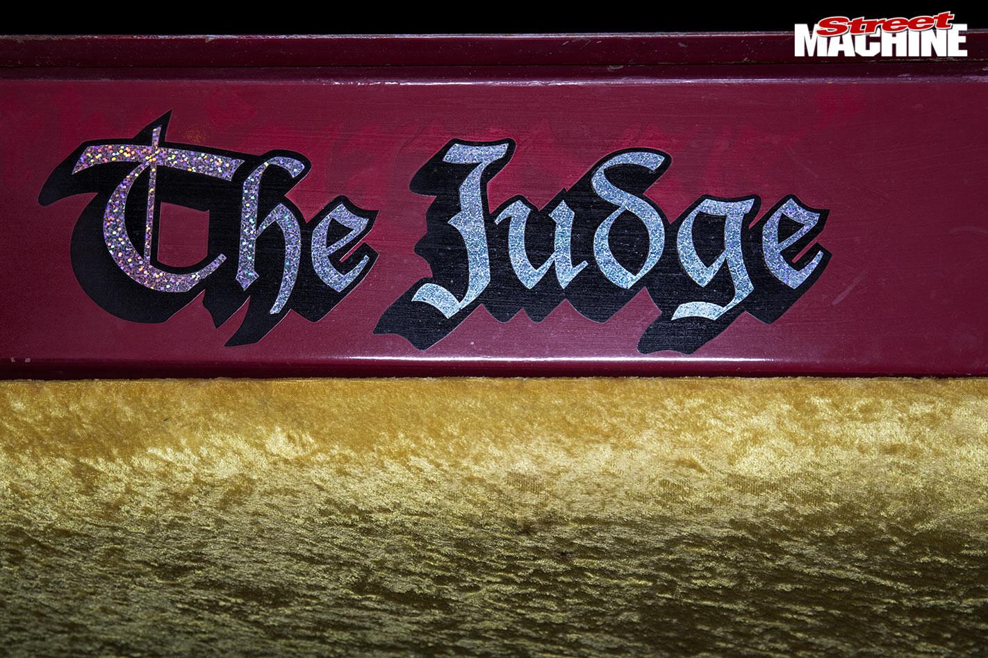 Bedford Van The Judge